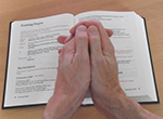 Evening Prayer with Hands