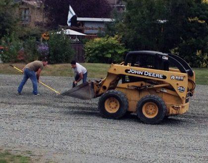 Announcement: Parking Lot Resurfaced