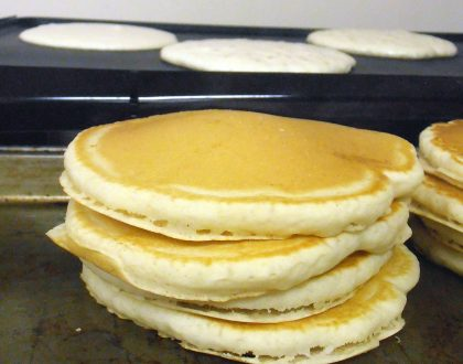 Event: Mardi Gras Pancake Supper