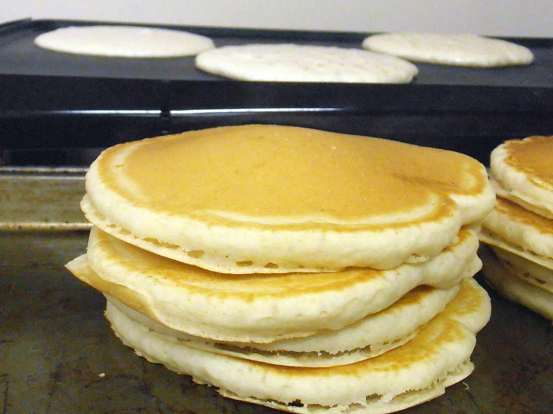 Event: Shrove Tuesday Pancake Supper