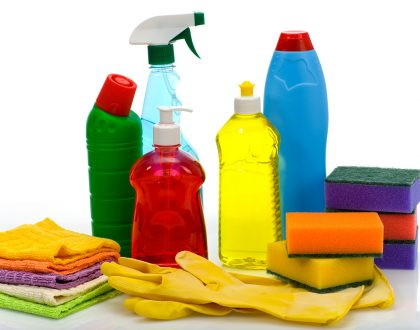 Event: Church Spring Cleaning