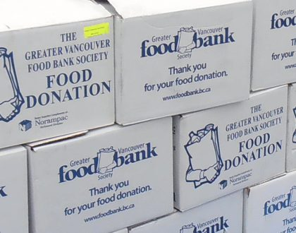 Event: Thanks-for-Giving Food Drive