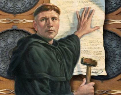 Event: Reformation Sunday