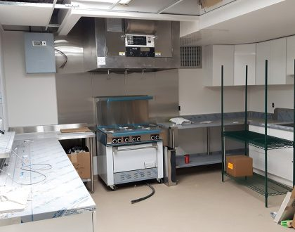 Announcement: Kitchen Renovation - January 21