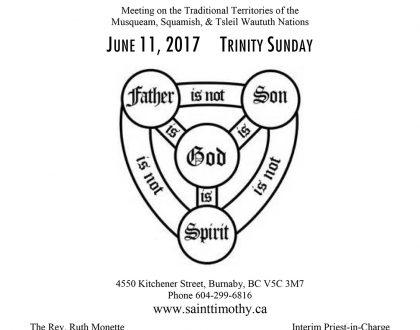 Bulletin: June 11, 2017