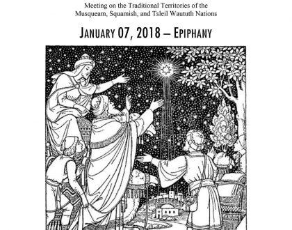 Bulletin: January 7, 2018