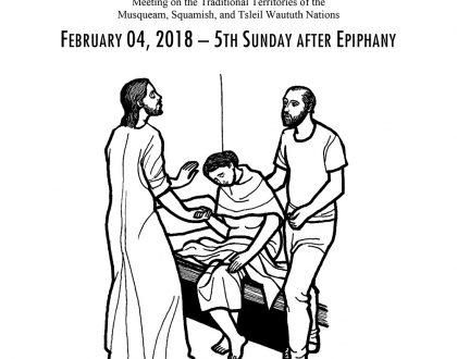 Bulletin: February 4, 2018