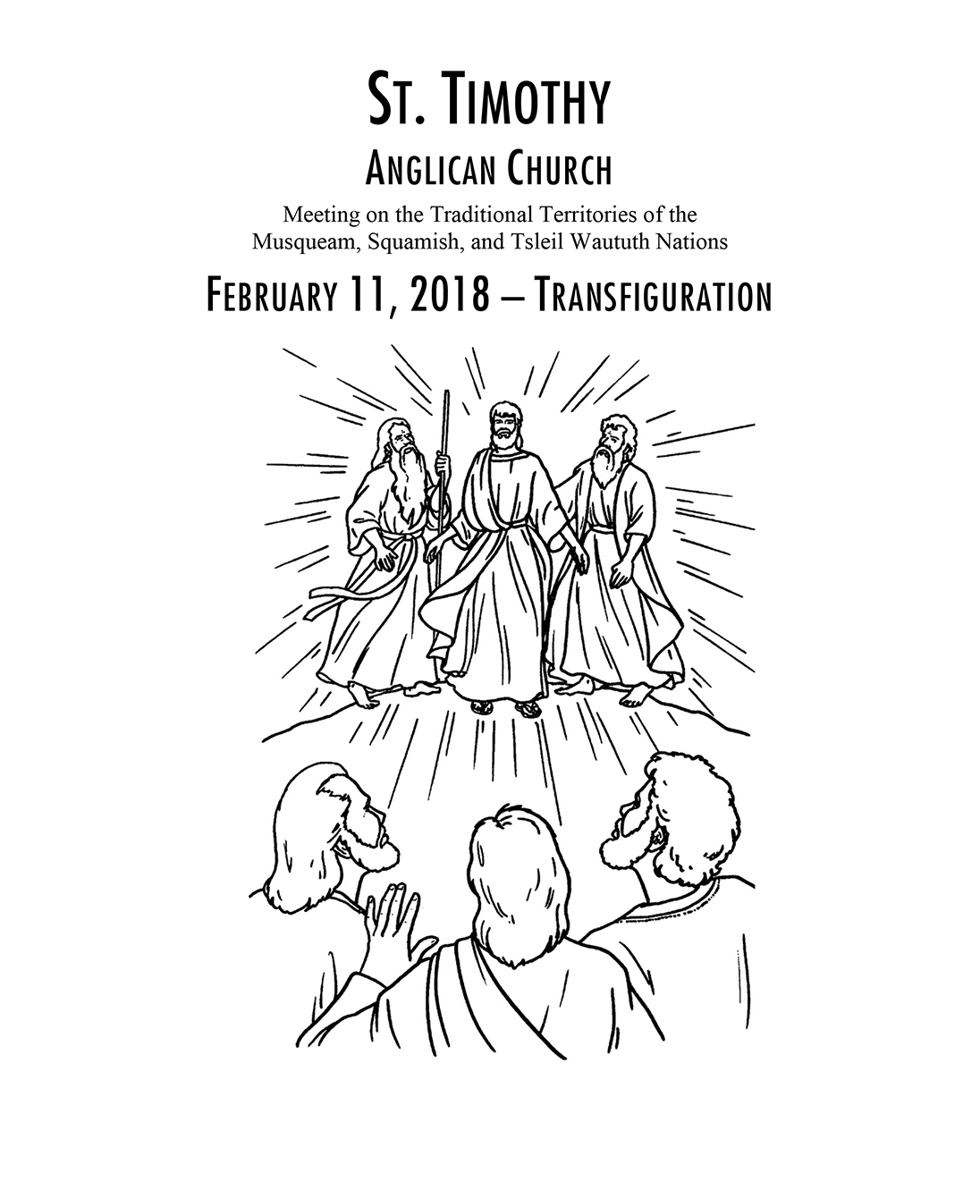 Bulletin: February 11, 2018