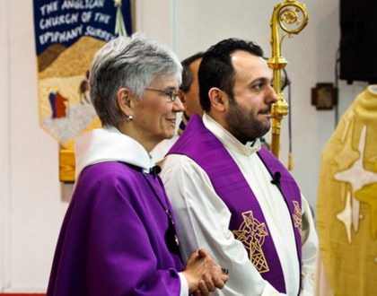 Announcement: New Interim Priest