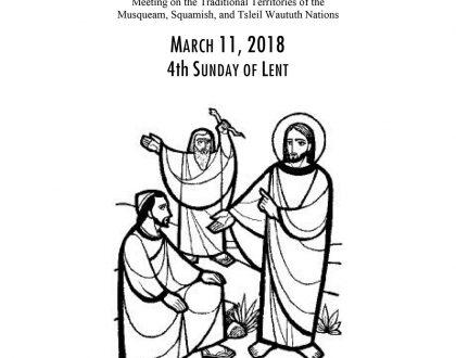 Bulletin: March 11, 2018
