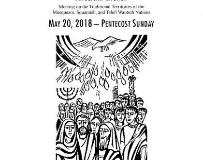 Bulletin: May 20, 2018