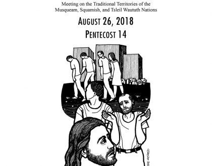 Bulletin: August 26, 2018