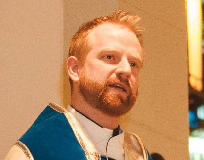 Event: Ceremony of New Ministry for Rev. James Duckett