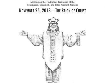 Bulletin: November 25, 2018