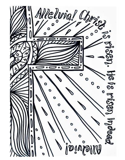 Bulletin: Easter Sonrise