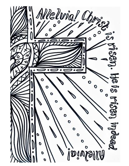 Bulletin: Easter Resurrection Service