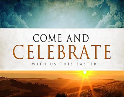 Bulletin: Easter, April 4, 2021